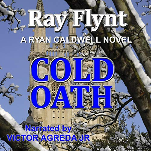 Cold Oath: A Ryan Caldwell Novel audiobook cover art
