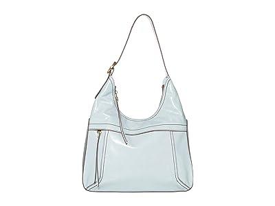 Hobo Fortune (Whisper Blue) Handbags