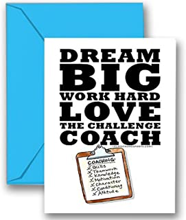 Best thanks coach cards Reviews