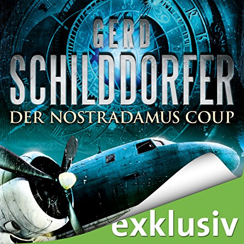 Der Nostradamus-Coup audiobook cover art