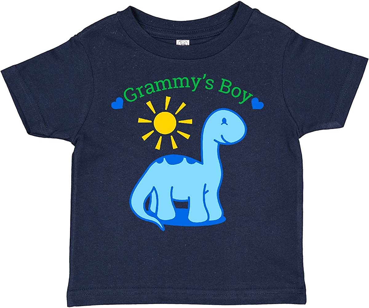 inktastic Grammy's Boy Toddler T-Shirt