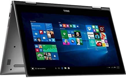 "2019 Dell Inspiron 5000 Series Convertible 2-in-1 15.6"" FHD Touchscreen IPS Laptop, Intel Quad-Core i7-8550U Processor, 16GB DDR4 Memory, 512GB SSD, Backlit Keyboard, USB 3.0, Windows 10 Home"