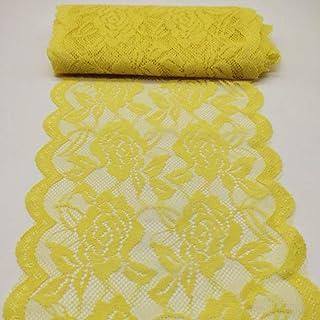 3bffdba5e5e Amazon.com: Yellow - Lace / Trim & Embellishments: Arts, Crafts & Sewing
