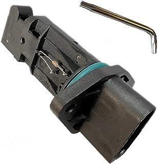 Twowinds   028906461 Luftmassenmesser + Schlüssel enthalten A4 Ibiza Toledo Octavia Caddy Jetta