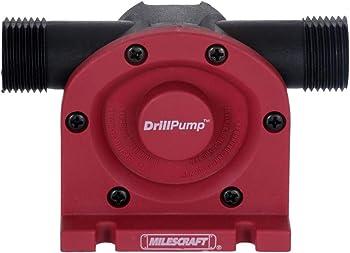 Milescraft DrillPump750 Self-Priming Water Transfer Pump