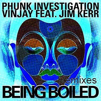 Being Boiled (feat. Jim Kerr) [Remixes]