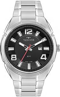 Relógio Technos Masculino Skymaster Prata - 2117LCZ/1P