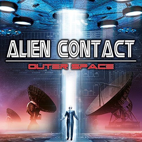 Alien Contact: Outer Space cover art