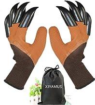 Garden Genie Gloves, Waterproof Garden Gloves with Claw For Digging Planting, Best..