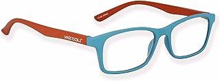 Blue Light Glasses for Women & Men, Reading Glasses for Women & Men, Mens & Women Reading Glasses, Reading Glasses (Orange/Blue, 1.00)