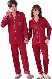 (アーケード) ARCADE パジャマ メンズ レディース 上下セット 合成 シルク 襟付き ルームウェア ペア パジャマ ペアルック 部屋着
