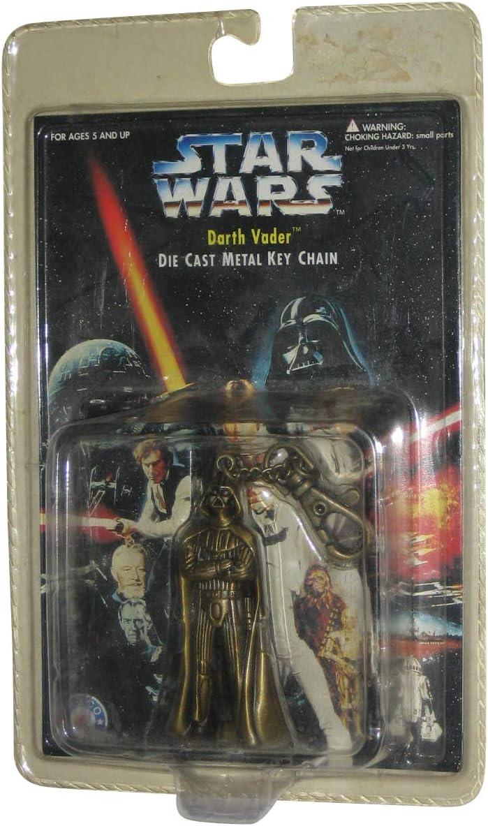 Star Wars Darth Vader die-cast metal keychain