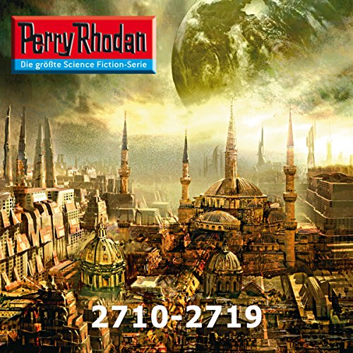 Perry Rhodan, Sammelband 32 audiobook cover art