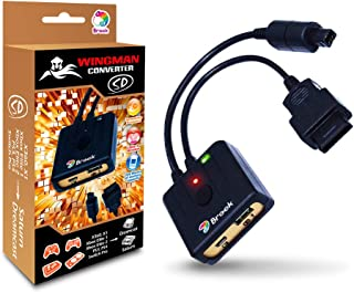 Brook Wingman SD Support Xbox 360 Xbox One Xbox Elite Xbox Elite Series 2 PS3 PS4 Switch Pro Controller to Dreamcast Satur...