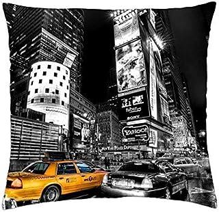 Amazon.fr : Coussin New York
