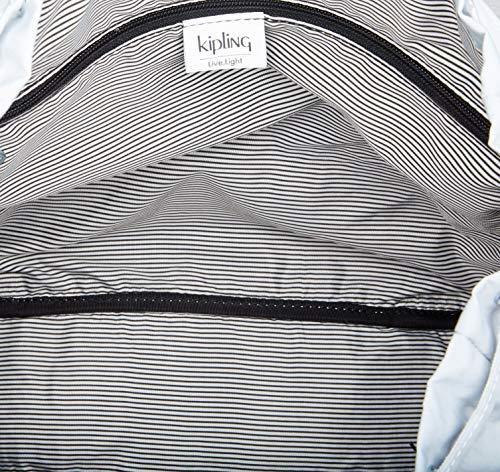 61F0Kd5VLtL - Kipling - Art Backpack S, Mochilas Mujer, Gris (Active Grey Bl)