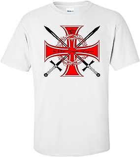 Knights Templar In Hoc Sign Vinces T Shirt