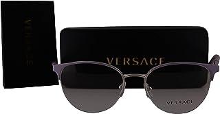 ed9f911c673 Versace VE1247 Eyeglasses 52-17-140 Lilac w Demo Clear Lens 1000 VE