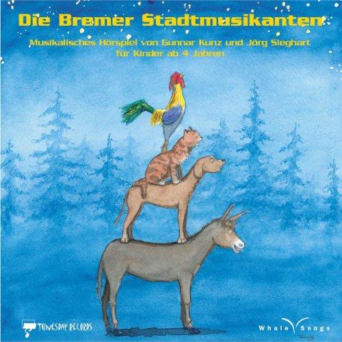 Die Bremer Stadtmusikanten Titelbild