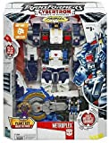 Hasbro Transformers Cybertron Leader Metroplex with Drillbit