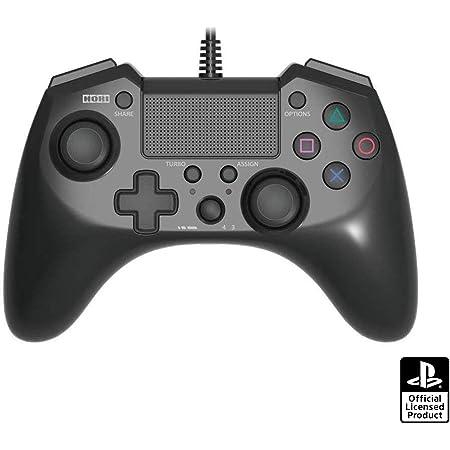 【連射機能搭載】ホリパッドFPSプラス for PS4 ブラック