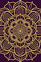 Journal: Mandala Art Print (Purple) (Zen Notebooks)
