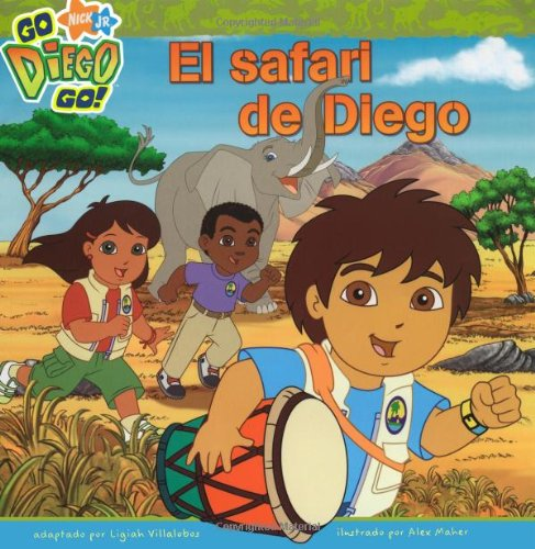 El safari de Diego / Diego's Safari Rescue