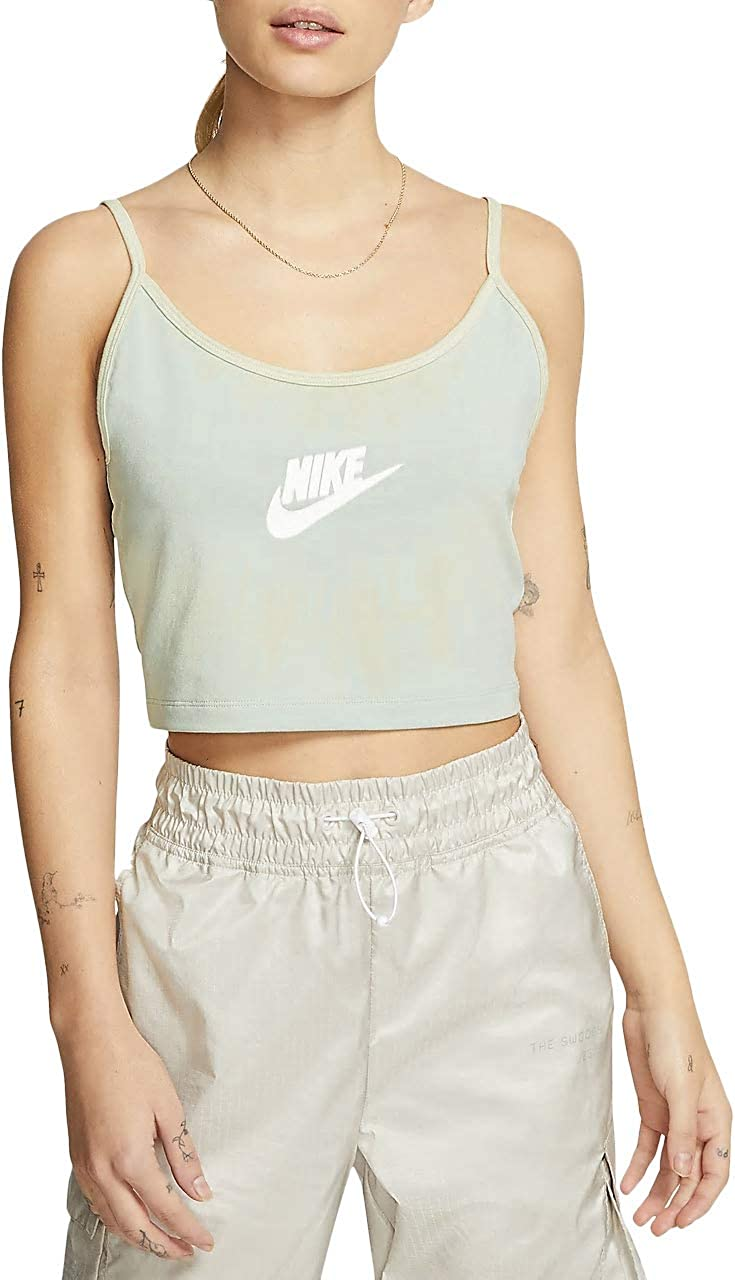 Nike Ranking TOP11 Max 59% OFF Synthetic Gravity Cw4745-321 Women's Tank
