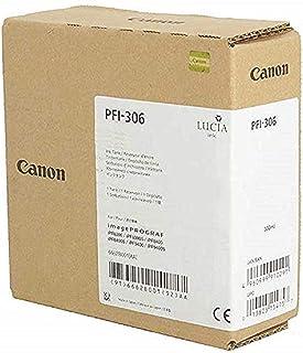 Canon 6664B001 Ink Cartridge PFI-306 - Green