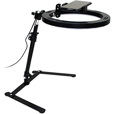Neewer Adjustable Table Clamp Scissor Arm Stand Camera Photo