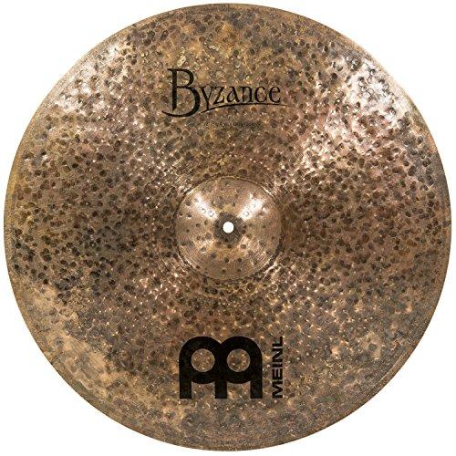 "MEINL Cymbals マイネル Byzance Dark Series ライドシンバル 22"" Big Apple Dark Ride B22BADAR 【国内正規品】"