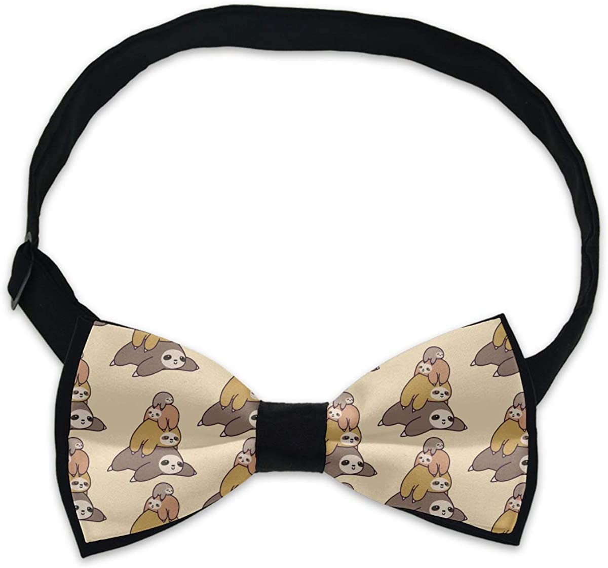 Pre Tied Bow Tie, Music Festival Rave Party Butterfly Bow Tie, Tuxedo Bow Tie