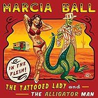 The Tattooed Lady & the Alliga