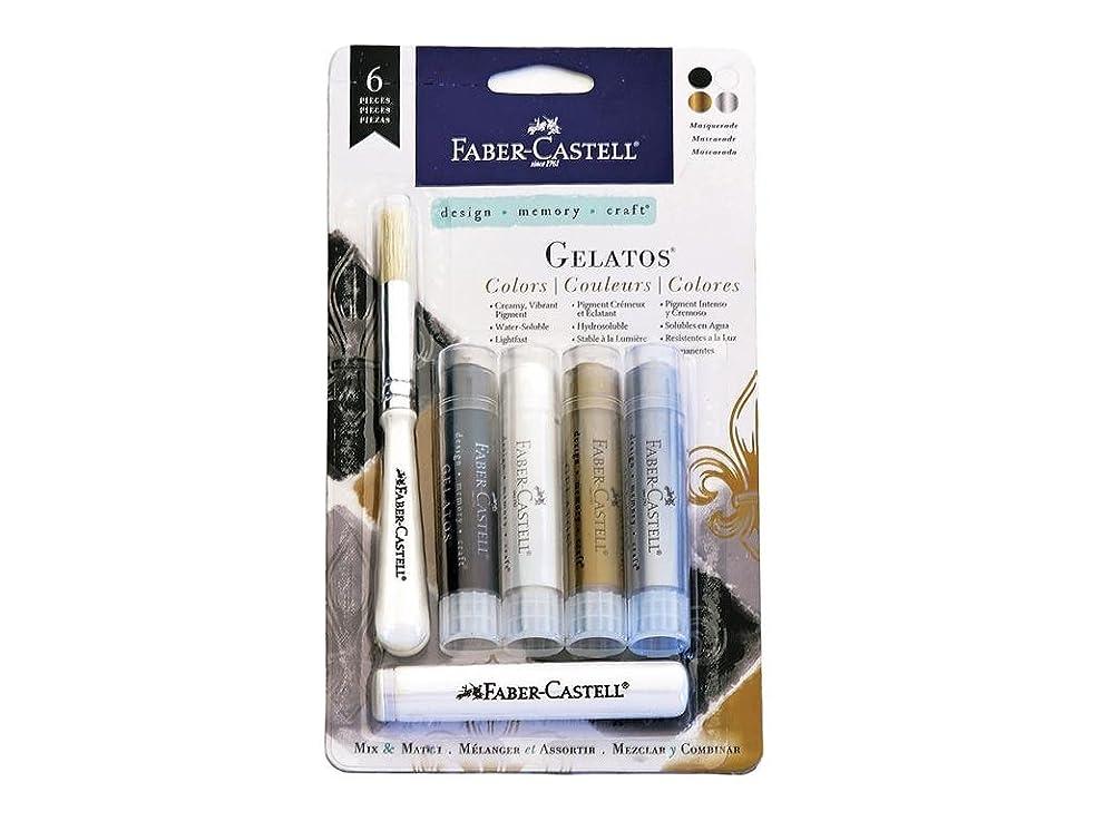 Faber Castell Gelatos Mix & Match Set Masquerade