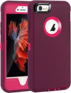 MAXCURY iPhone 6 Plus/6S Plus Case, Heavy Duty Shockproof Series Case for iPhone 6 Plus /6S Plus (5.5