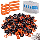 Tile Leveling System Kit with...