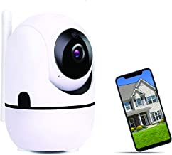 Wireless Security Camera,SUERTREE 1080P HD Indoor WiFi Cameras for Baby/Pet/Nanny at Home Night Vision Dog Camera Surveill...