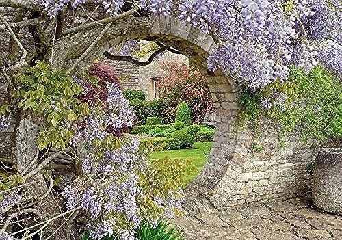 encuentra tu favorito aquí 250pc Wentworth Wooden Jigsaw Puzzle Puzzle Puzzle - Secret Garden (Biddestone Manor) by Wentworth Wooden Puzzles  Venta en línea precio bajo descuento