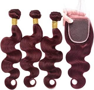 Black Rose Hair 3 Bundles 18
