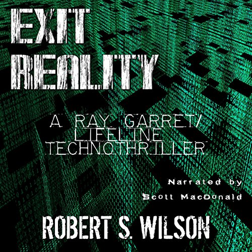 Exit Reality audiobook cover art