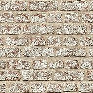 Arthouse, Arthouse Rustic Brick Wallpaper, Paper