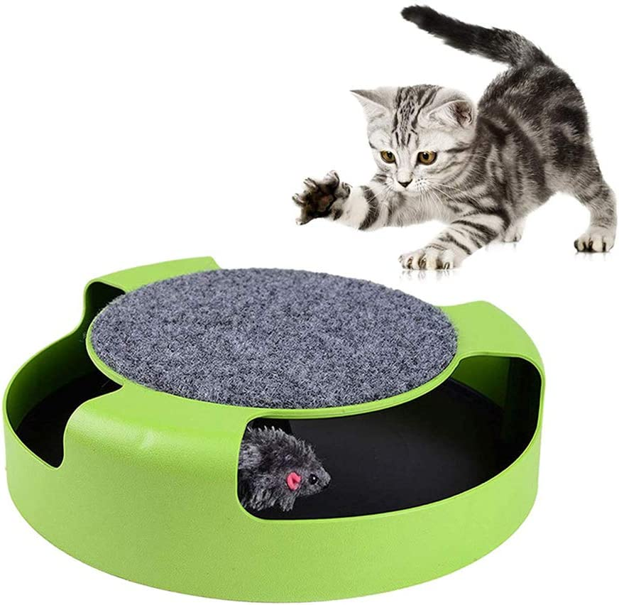 FDSFD Courier shipping free Cat Toys Catch The Mouse Scratching Claw Direct sale of manufacturer Plush Interactive