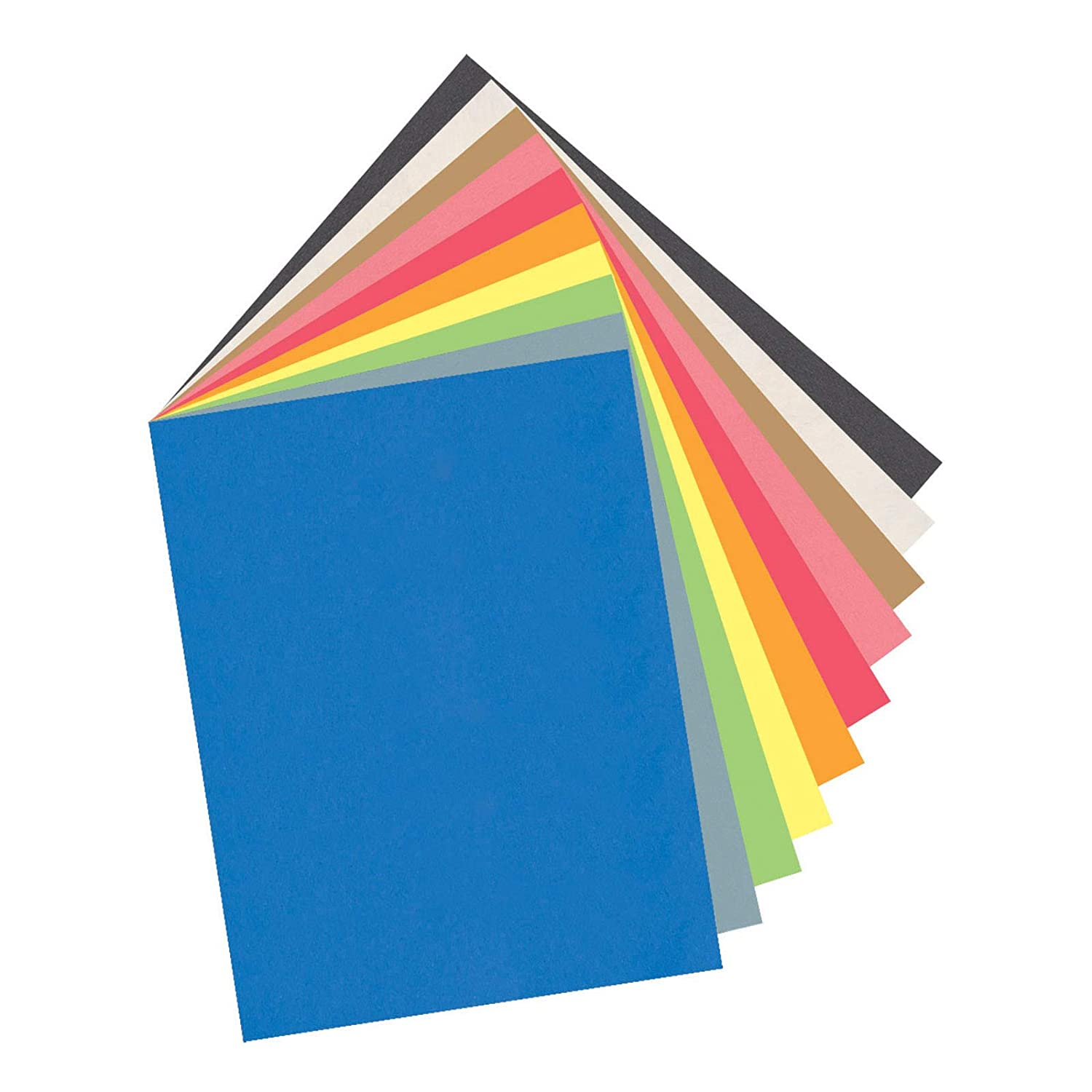 Pacon PAC94460BN Lightweight Discount is also underway Construction Paper Cheap bargain Col Assorted 10