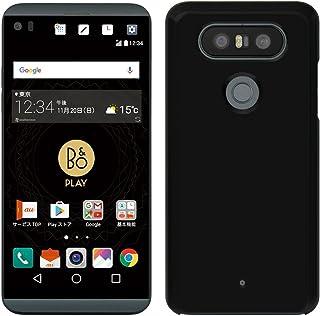[Breeze-正規品] iPhone ・ スマホケース ポリカーボネイト [Black] イサイ ビート LGV34 カバースマホケース スマホカバー ハードケース docomo LG V20 PRO L-01J /LG isai beat LGV34ケース L01Jケース LG isai beat LGV34ケース [LGV34]