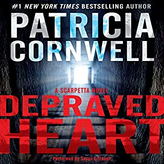 Depraved Heart audiobook cover art