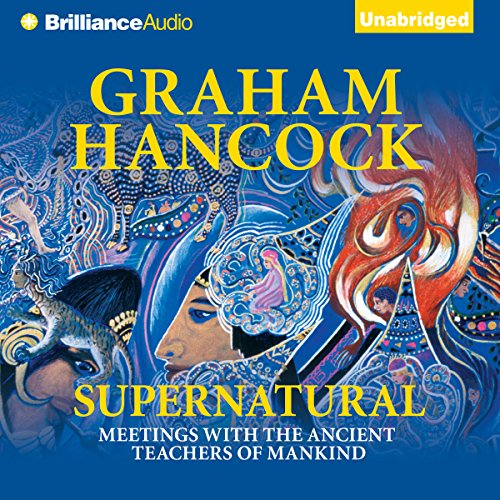Supernatural cover art