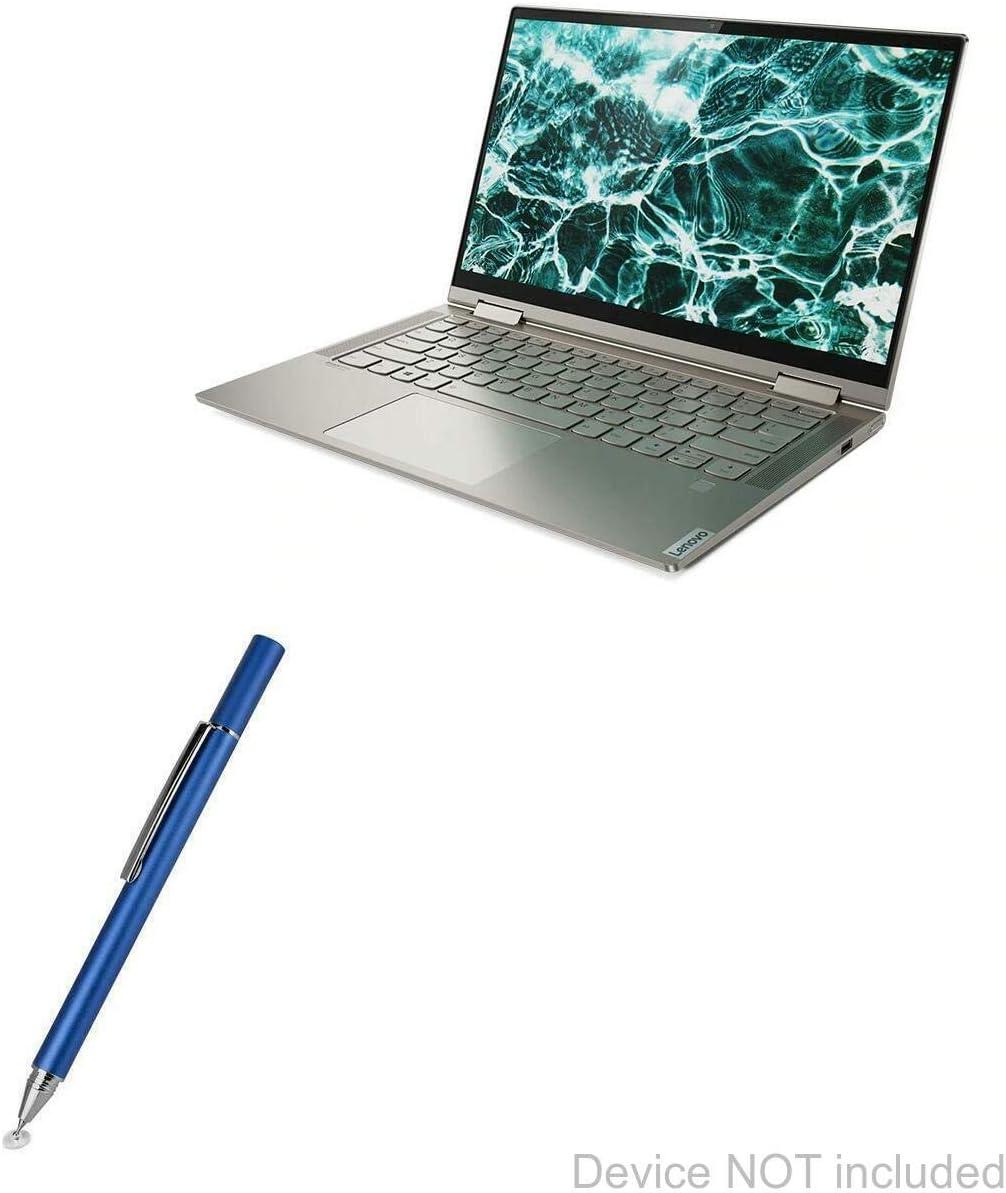 Stylus Pen for Lenovo Yoga C740 (14 in) (Stylus Pen by BoxWave) - FineTouch Capacitive Stylus, Super Precise Stylus Pen for Lenovo Yoga C740 (14 in) - Lunar Blue