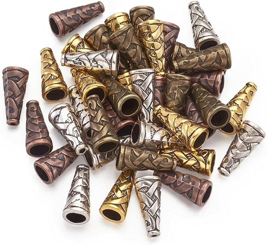 FC-16360 DIY-Jewelry 40pcs Set Tibetan lowest price Alloy Indefinitely Caps Bead