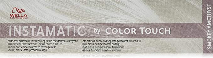 Tinte Wella Color Touch Instamatic, color Clear Dust, 1 unidad ...
