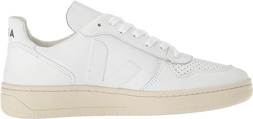 Extra-White Leather